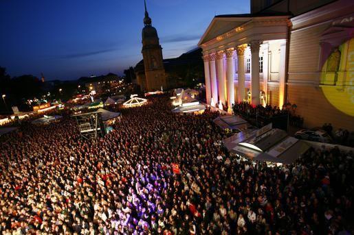 le festival de Darmstadt a reuni 400.000 personnes sur 4 jours