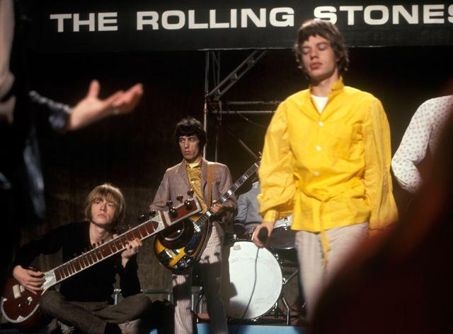 Les Rolling Stones en 1966