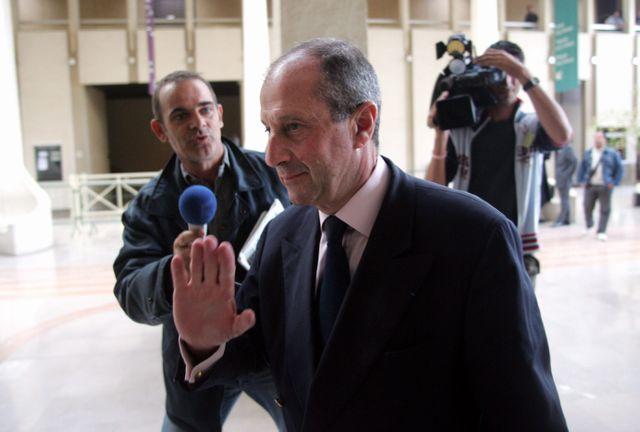 Didier Schuller, ancien conseiller général des Hauts-de-Seine et ancien directeur de l'office de HLM