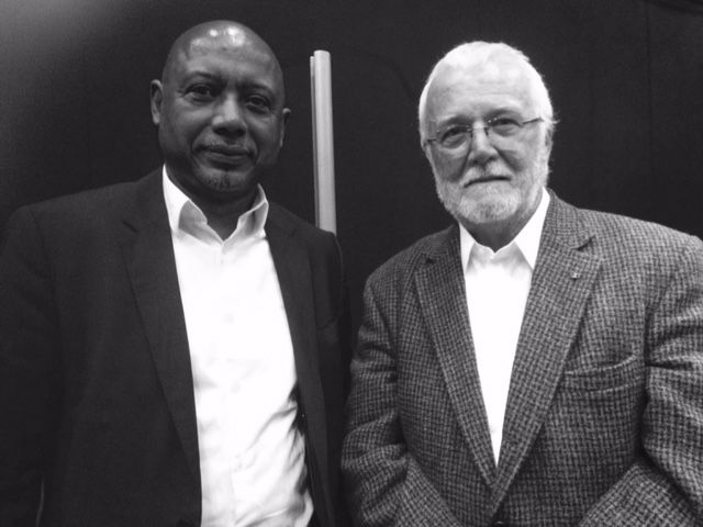 Raoul Peck & Russell Banks