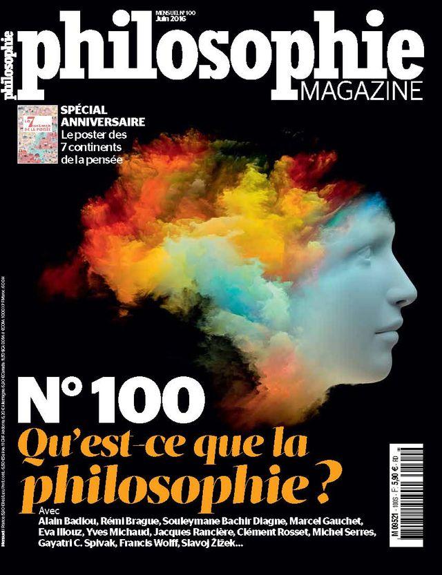 Couverture du numéro de juin 2016