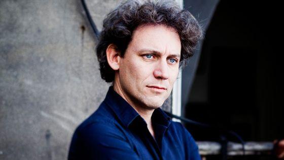 David Grimal s'est lancé dans le projet des Dissonances après plusieurs années comme violoniste concertiste ©BenoitLinero