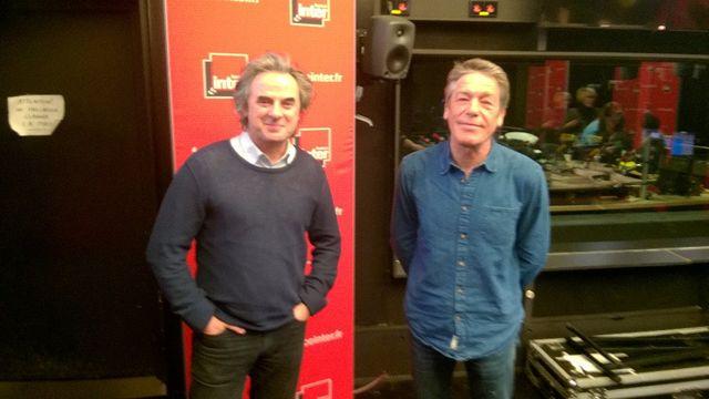 Jean Christophe Grangé et Pierre Perrin