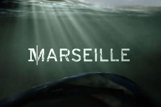 """Affiche série """"Marseille"""""""