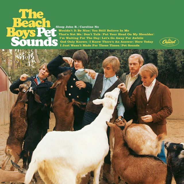 """Pet Sounds"" des Beach Boys a 50 ans !"