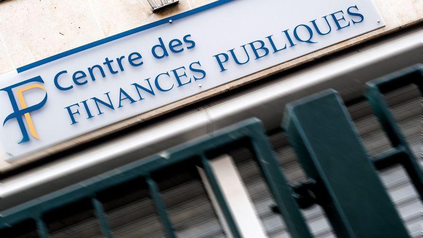 Un centre de finances publiques en France - illustration