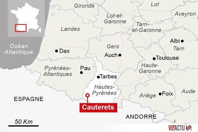 Un accident d'hélicoptère fait 4 morts dans les Hautes-Pyrénées.