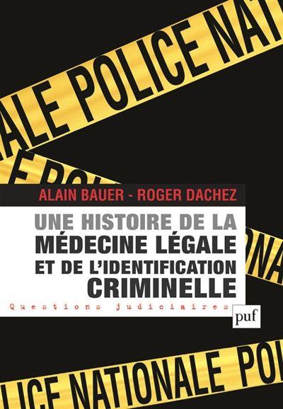 Holmes - medecine légale