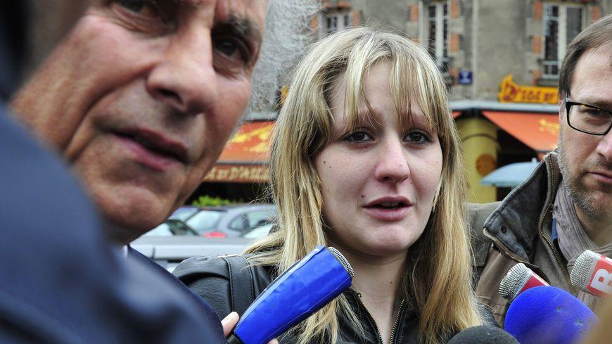 Cécile Bourgeon en 2013.