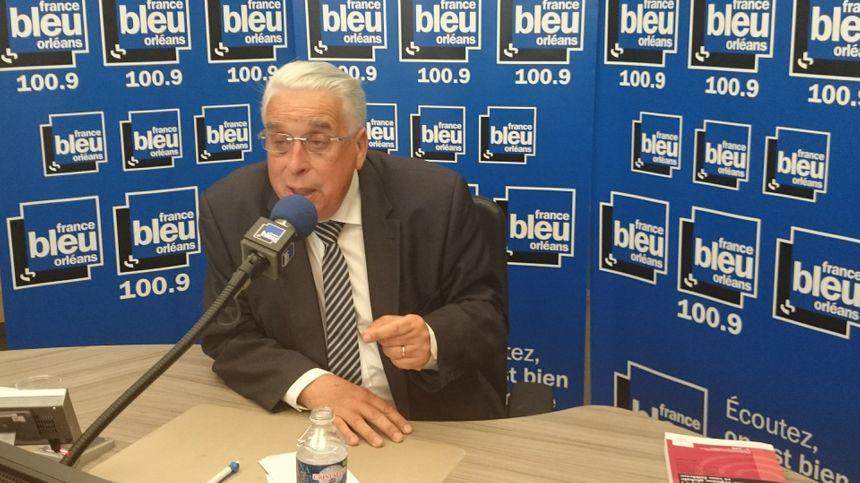 Jean-Pierre Sueur, sénateur PS et ancien maire d'Orléans