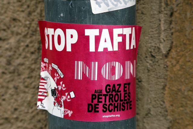 Tafta, la France n'en veut pas
