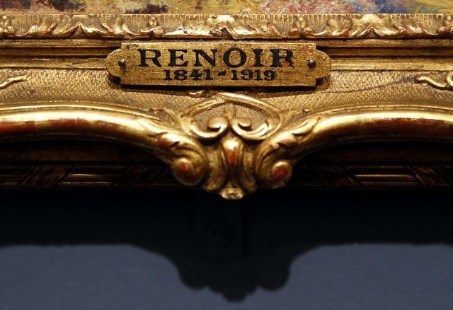 """Autrait-on retrouvé """"Soir d'été"""" d'Auguste Renoir ?"""