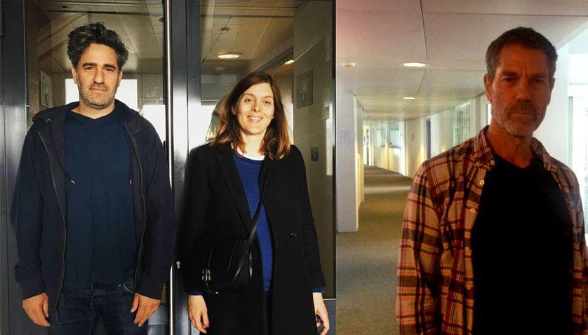 Tomer Heymann, Valérie Donzelli & Ohad Naharin