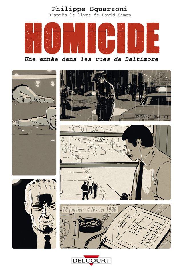 Homicide, une année dans les rues de Baltimore 01