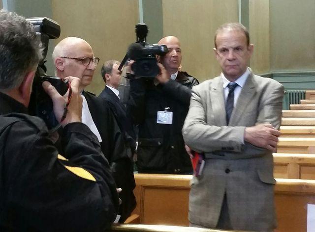 François-Marie Banier devant la cour d'appel de Bordeaux