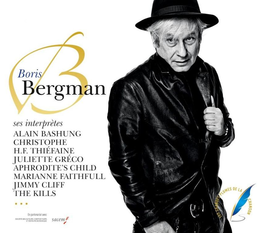Coffret Boris Bergman