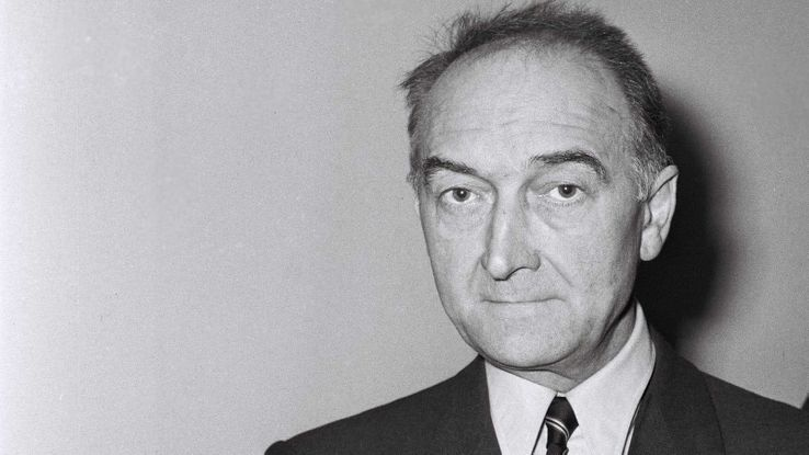 Jean Vilar en 1966.