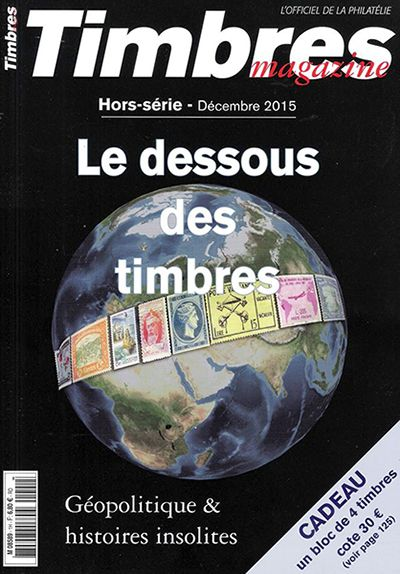 Timbres magasine 1