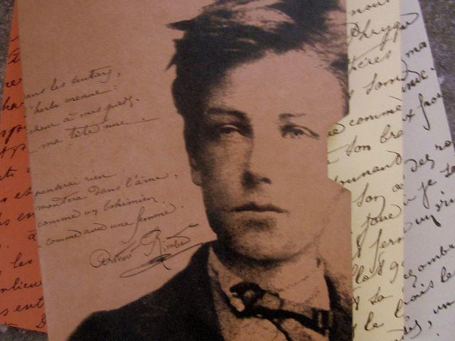 Rimbaud 17 ans