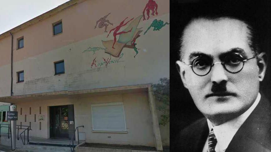 Le collège Roger Vercel de la Sarthe porte le nom de l'écrivain né au Mans