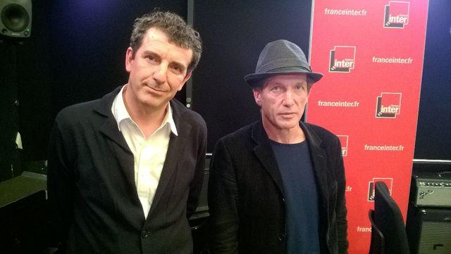Jean Max Colard et Miossec