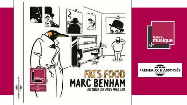 Marc Benham - Fats food
