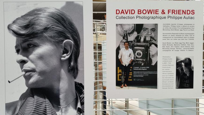 David Bowie and friends, du 10 mai au 27 juin à la médiathèque de Brive