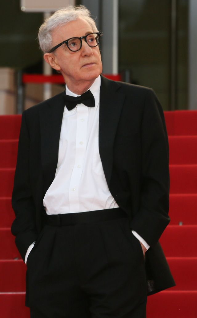 Woody Allen à Cannes