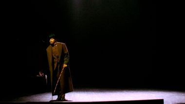 Denis Podalydès dans l'adaptation du Cas Jekyll de Christine Montalbetti