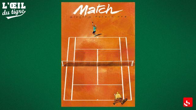 Match ed. Delcourt