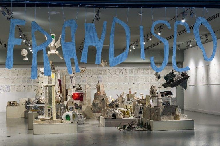 Vivre à Frandisco // Fondation Vasarely