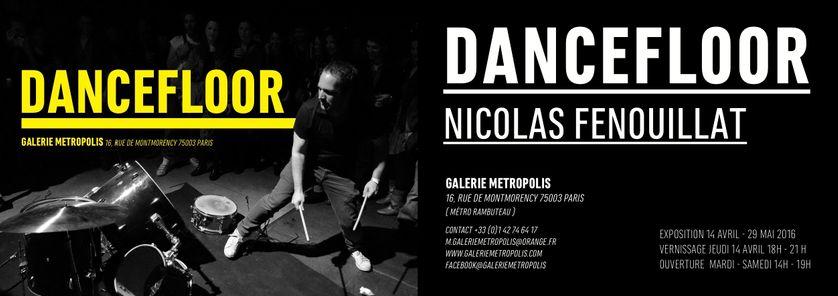 Dancefloor Nicolas Fenouillat