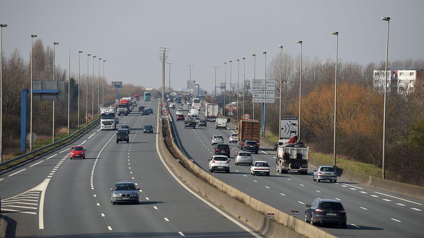 L'autoroute A16 est coupée dans le sens Belgique - France près de Dunkerque