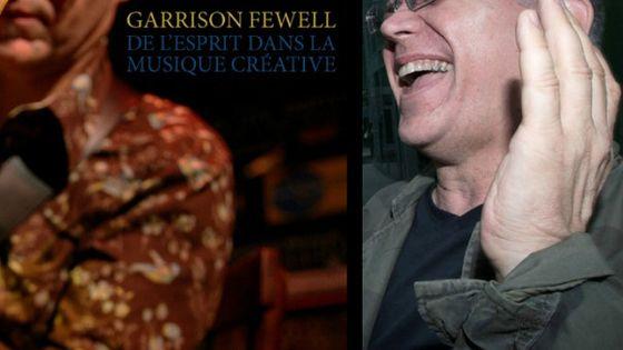 Photo - couv de l'esprit dans la musique créative de Garrison Fewell MEA 603*380