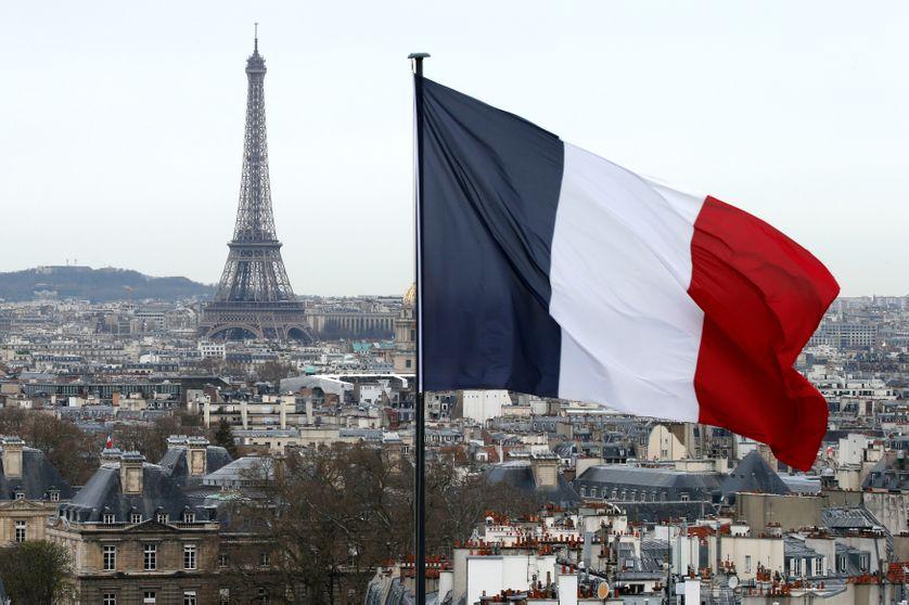 Vue de Paris, 30 mars 2016