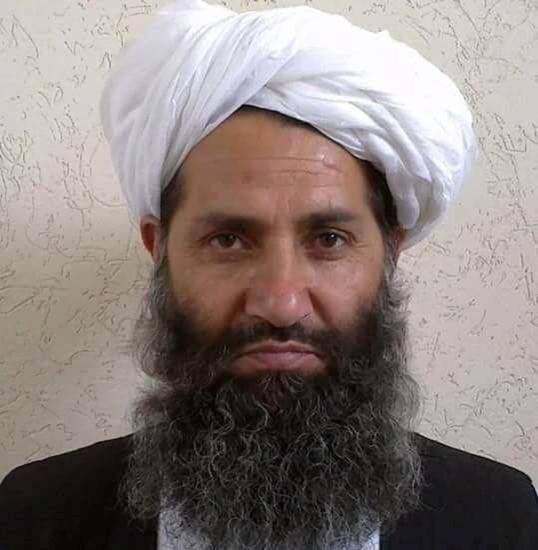 Le mollah Haibatullah Akhundzada, nouveau chef des taliban afghans