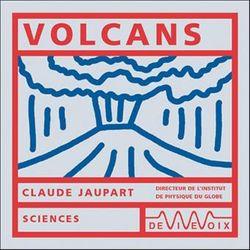 Couverture Les Volcans-CD