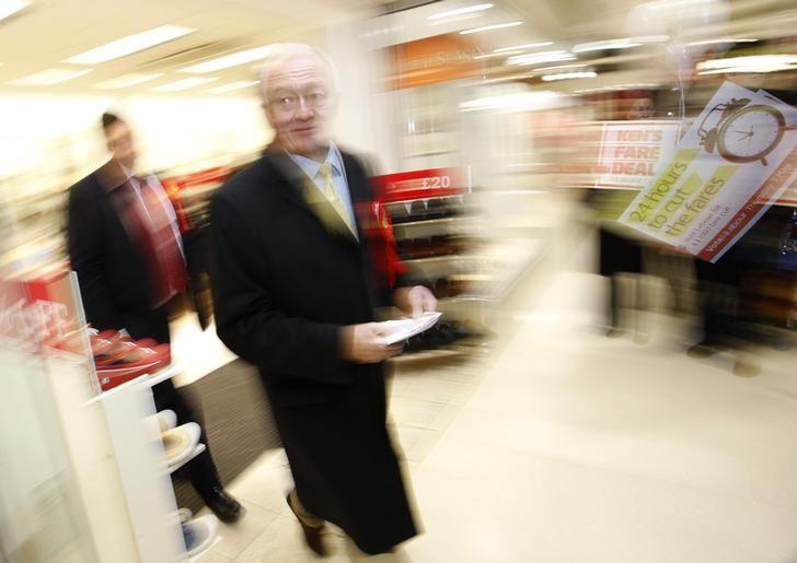 Ken Livingstone, ex maire de Londres entre 2000 et 2008