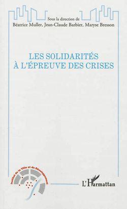 Les solidarités à l'épreuve des crises