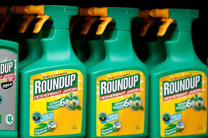 Roundup, désherbant commercialisé par Monsanto