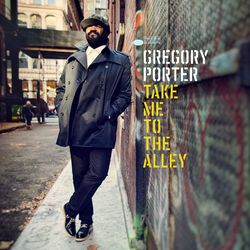 Take me to the alley, album de G. Porter 2016
