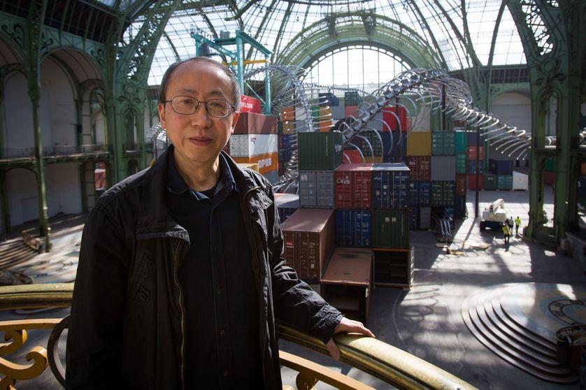 Huang Yong Ping au Grand Palais pour Monumenta 2016