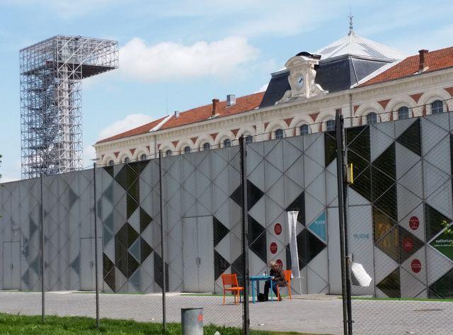 Saint Etienne essaie de se relever de la crsie économique