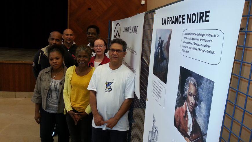 Association la France Noire à Joigny