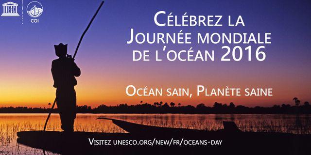 journée mondiale de l'océan