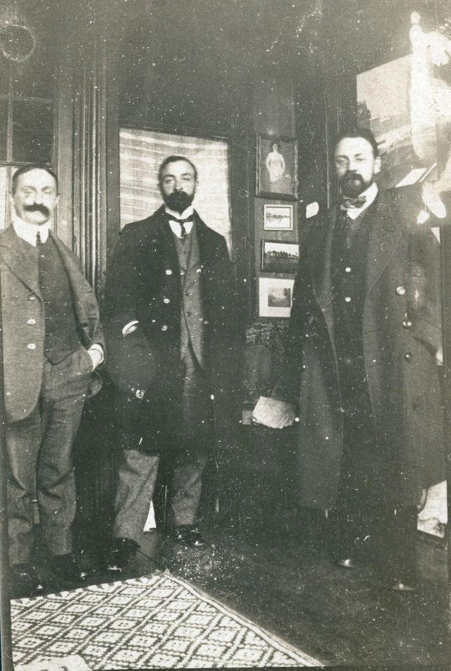 Marquet, Camoin et Matisse 1912