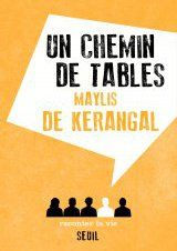 Couverture un chemin de tables