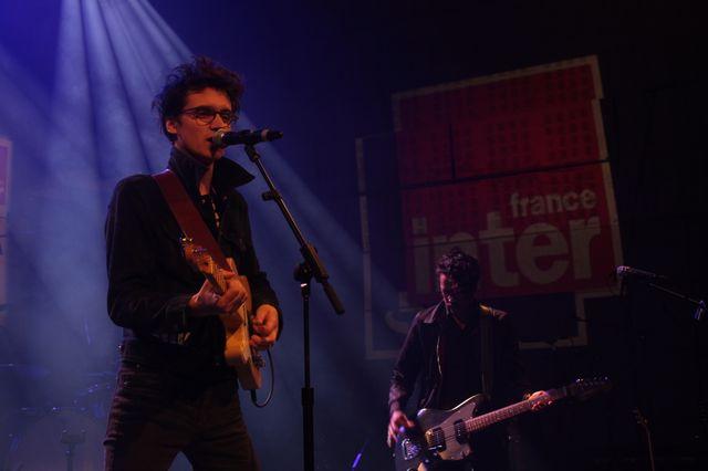 Radio Elvis, dans Partons en live