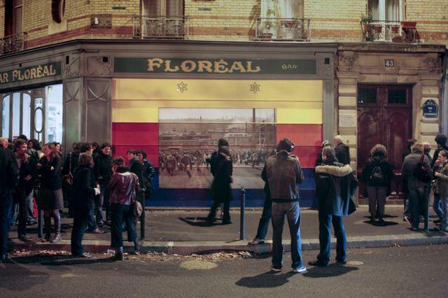 Le bar Floréal