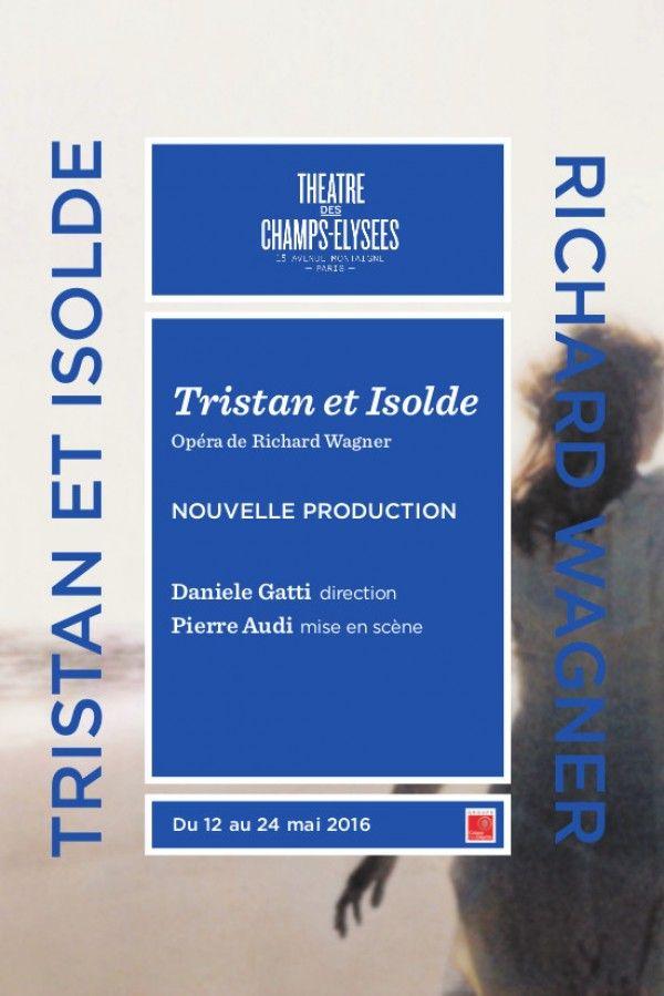 """Tristan & Isolde"", mis en scène Pierre Audi"